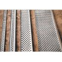 Vertical Slots Perforated Cable Trays