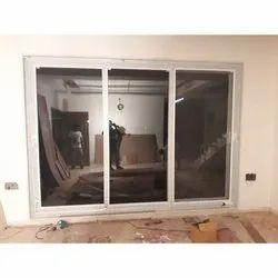 White Modern Encraft UPVC Door, Glass Thickness: 5 Mm