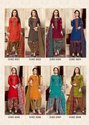 Heena Pashmina Winter Suits Catalog Collection 2020