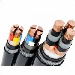Qwert Square Number Of Cores: 4 Core Copper Armoured Cables