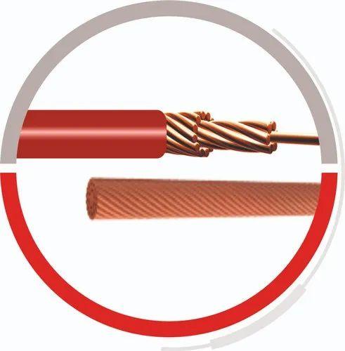 Multi Strand Single Core Wire Uniwel Compact Copper Conductor Cable Manufacturer From Delhi