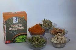 Dry  Sukha Saag (kachri Gvarfali )