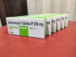 Azicip 250mg Tablets