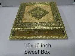 10x10 Inch Sweet Packaging Box