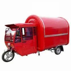Electric Vending Cart