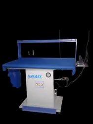 Blue,White 4.5 Kw Steam Ironing Machine