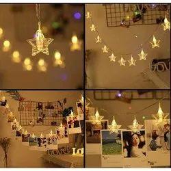 Star LED Hanging Light
