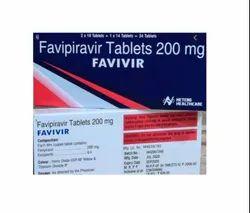 Favivir Favipiravir 200mg Tablets