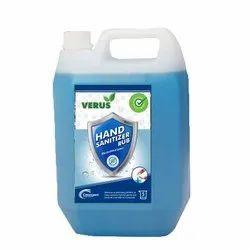 Verus Hand Sanitizer Rub 5 Litre