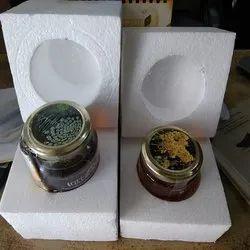 EPS Thermocol Jar Packaging Box