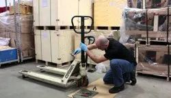 Hand Pallet Truck Repairing And Servicing