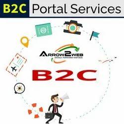 B2C Portal Services, Location: Pan India