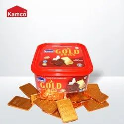KAMCO Brown Gold Swiss Chocolate Bar Jar, Number Of Pieces: 75