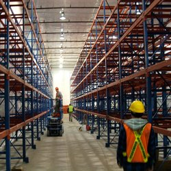 Steel Frame Structures Commercial Projects Warehouse Construction Service