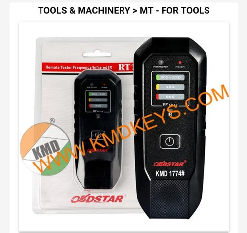 KMD1774 Remote Frequency Tester