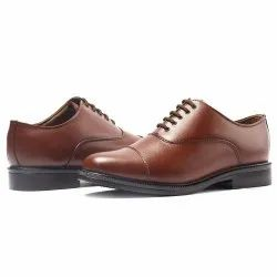 Official Formal City 1752 Tan Brown Shoes, Size: 7X11