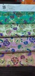 Heavy Banglori Print Silk Print