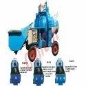 Reverse Drum Concrete Mixer RM1050