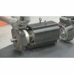 DC Servo Motor Repairing Service