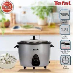 Tefal Delicio Duo 1.8 L Rice Cooker, 700W, Grey