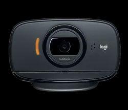 Black Logitech B525 HD 720P Webcam