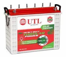 UTL Solar Tubular Battery