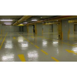 Parking Deck Flooring Service