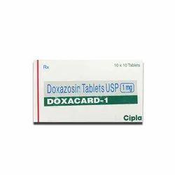 1 Mg Doxazosin Tablets