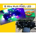 Ukg Ceramic Multi Pixel Led Decorative Light, For Decoration, Size/dimension: 15 Metre