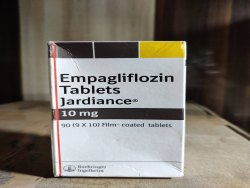 Empagliflozin 10mg Tablets
