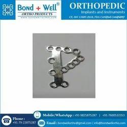 Orthopedic Calcanial Locking Plate