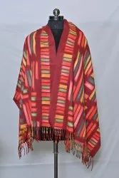 ST10 Ladies Woolen Stole
