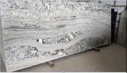 Monaco White Wave Granite