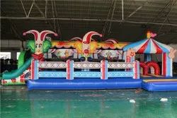 Inflatable Bouncy Amusement Game Ride