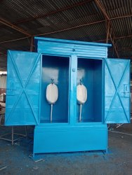 FRP Urinal With Waste Tank