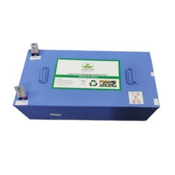 48V 100Ah E-Rickshaw Lithium Iron Phosphate Battery Pack