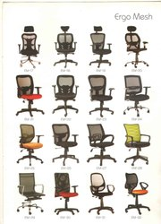 Red Workstation Chair