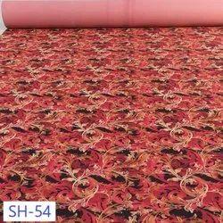 NON WOVEN PRINTED CARPET DESIGN NO - SH 54