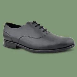 Lace Up Black Classic 100-R Men Formal Leather Shoes, Size: 6-10