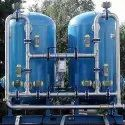 FRP Water Softening Plant