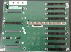 Siemens Backplane For Hipath 3800 / OS Biz X8 /  S30804-Q5392-X