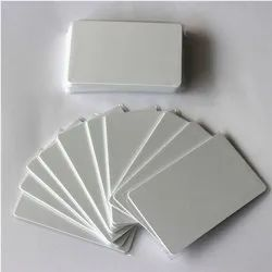 THERMAL PVC BLANK CARDS