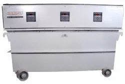 25 Kva Oil Cooled Servo Voltage Stabilizer