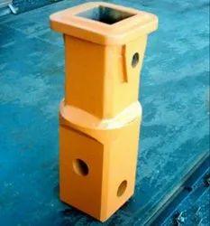Solid Carbide Straight Shank HEAVY DUTY KELLY BOX ADAPTER, Length: 30-60 mm