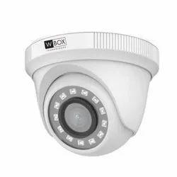 2 MP W Box CCTV IR Dome Camera, Max. Camera Resolution: 1080P@25FPS