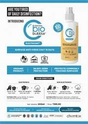 Chemtex BioBubble Antimicrobial Coating For Surfaces