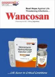 Vancomycin 500 Mg Injection