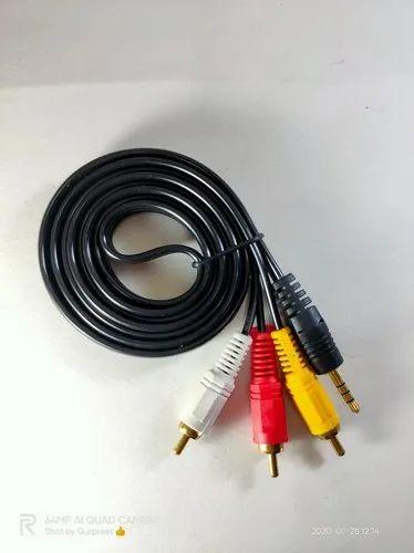 Novel Audio & Video Entertainment Cables