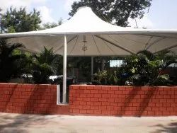 Food Court Tensile Structure