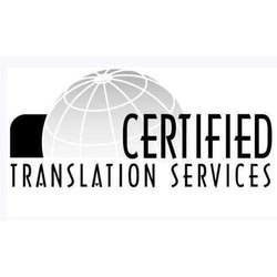 Certified Translation Services, Pan India